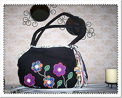 Black Purse Handbag
